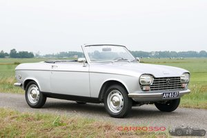 1967 Peugeot 204 in totally restored condition For Sale