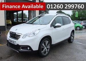 Picture of 2014 PEUGEOT 2008 1.6 E-HDI ALLURE FAP 5DR SOLD