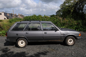 1987 Peugeot 305 GR Estate Long MOT For Sale