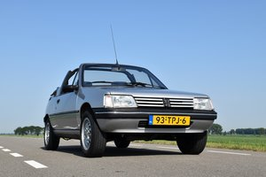 1994 Very nice Peugeot CJ 205 convertible For Sale