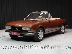 1978 Peugeot 504 2.0 Cabriolet '78 For Sale