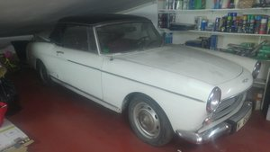 1969 Peugeot 404 cabriolet hardtop For Sale