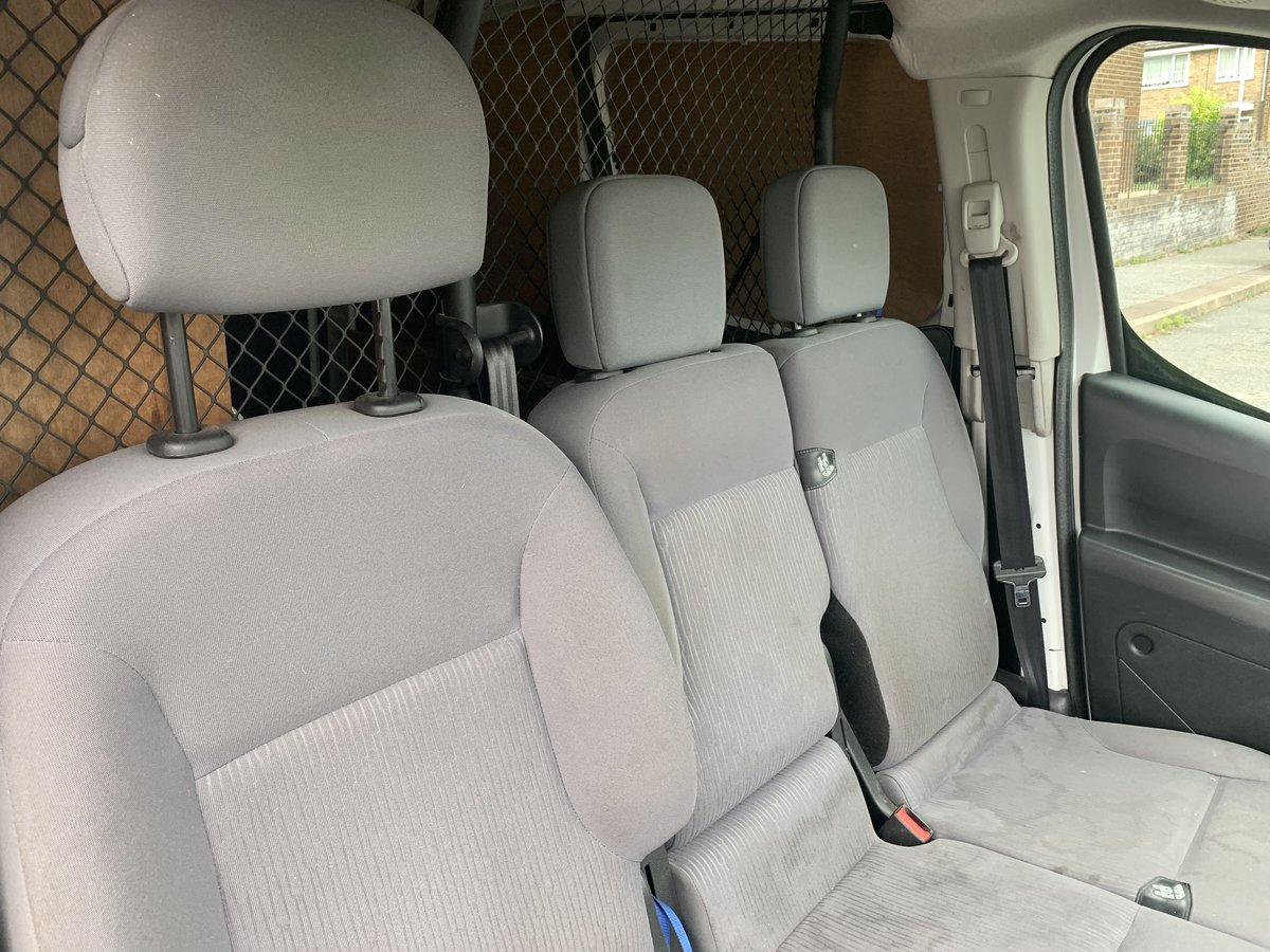 2012 Partner van. New clutch, new a/c, new DPF For Sale (picture 6 of 6)