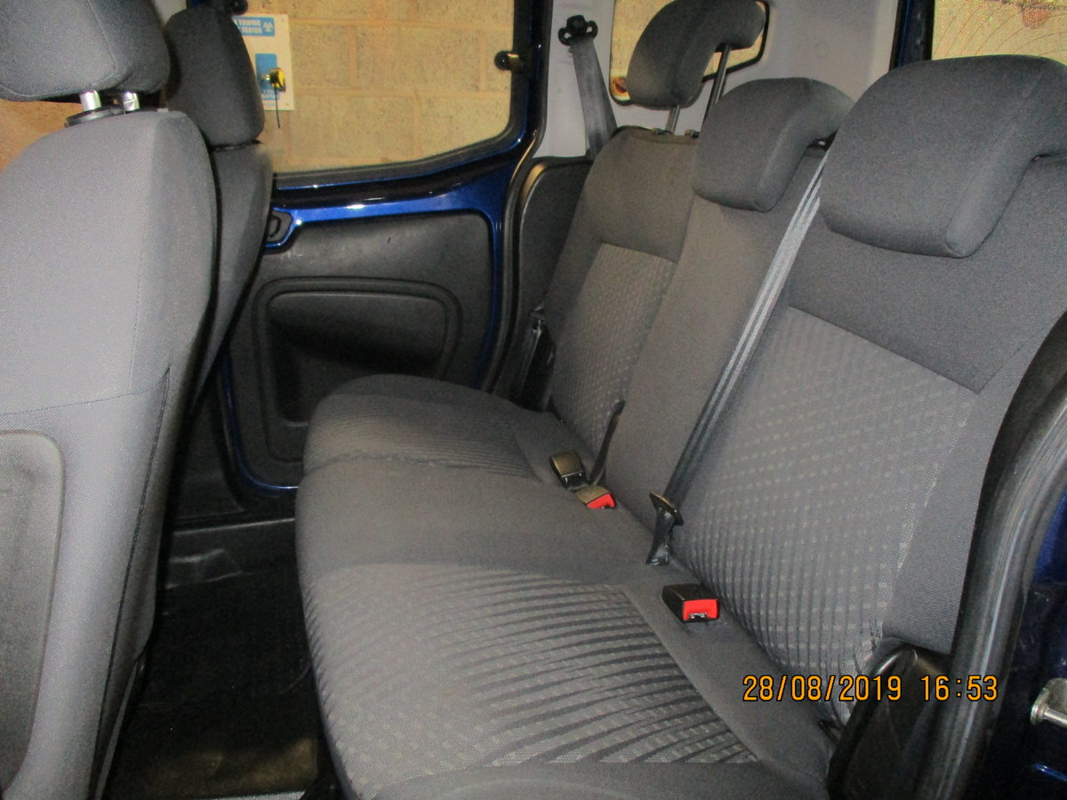 2011 MPV PEUGEOT BIPPER SUPER LITTEL MPV TWIN SLIDING SIDE DOORS For Sale (picture 6 of 6)