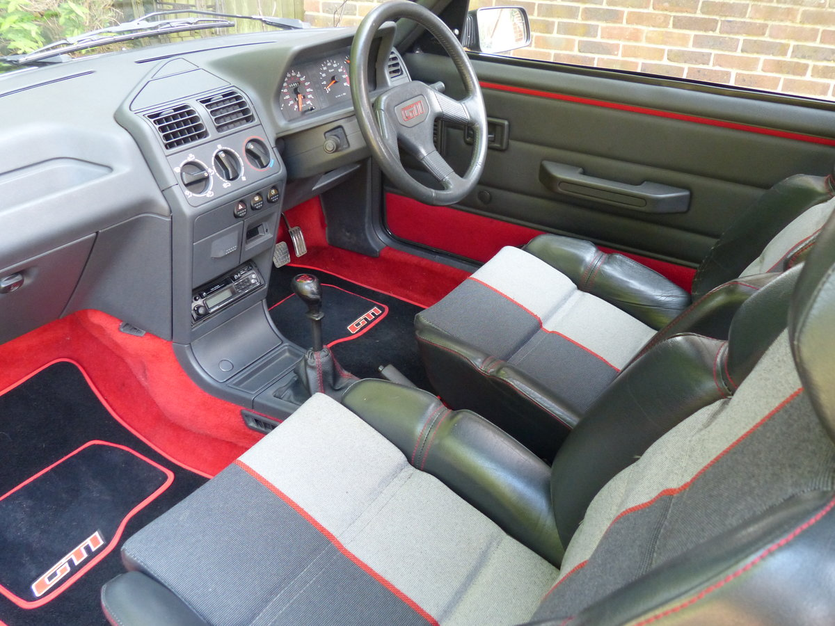 1988 Peugeot 205 1.9 GTI 130 BHP Phase 1.5 non Cat SOLD (picture 5 of 6)