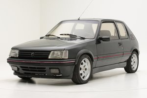 Peugeot 205 1.9GTI 1987 For Sale by Auction