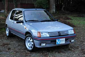 1989 Original Japanese Market Supplied. Very Low Mileage Concours