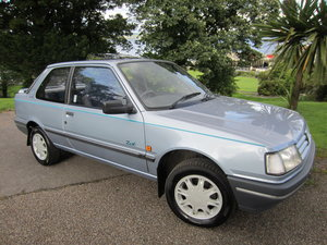 1992 Peugeot 309 Zest 1.4 Petrol, 3-Door, IMMACULATE! For Sale