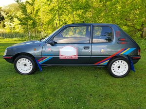1995 Peugeot 205 1.6 rallye replica For Sale