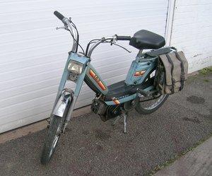 1979 Peugeot 102 SP KSM Motorcycle Vintage