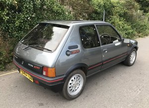 1989 Peugeot 205 GTi For Sale