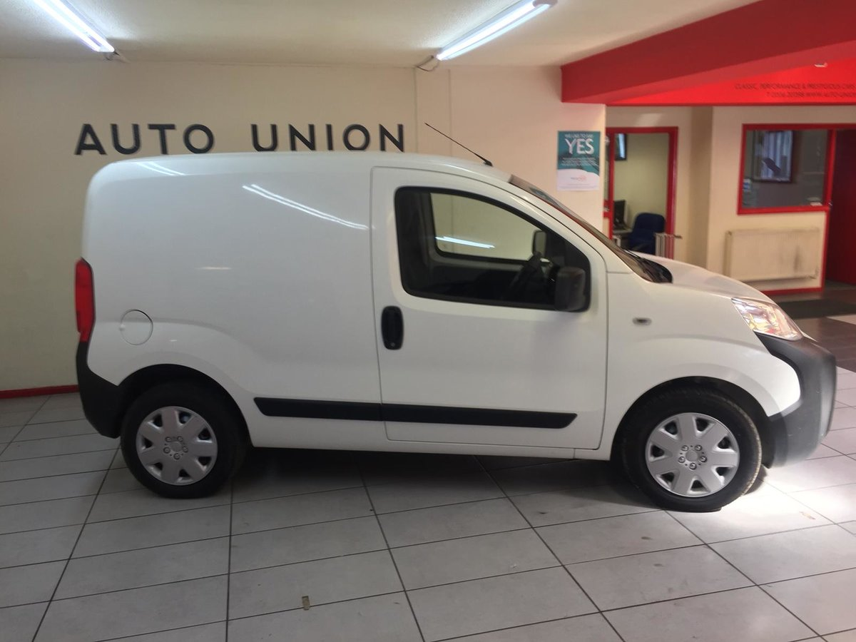 2013 PEUGEOT BIPPER S HDI For Sale (picture 3 of 6)