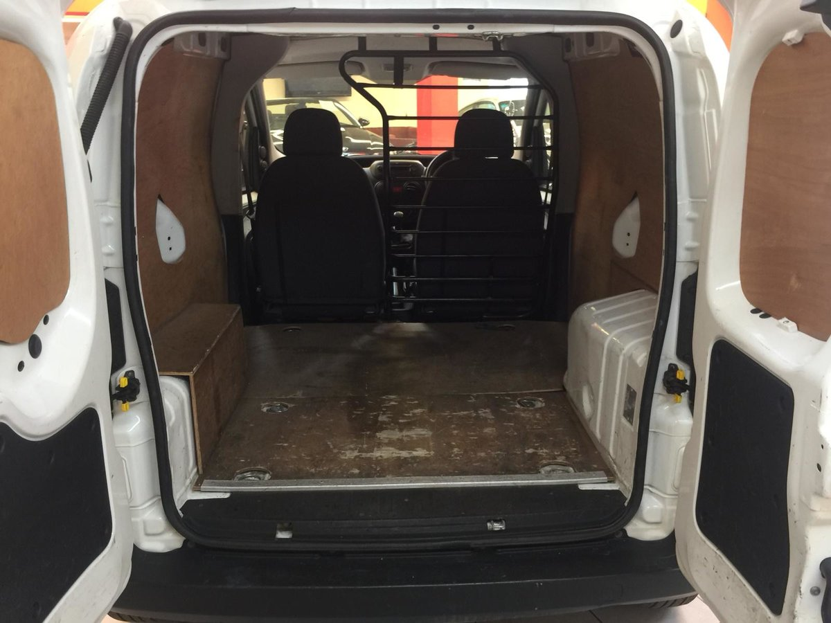 2013 PEUGEOT BIPPER S HDI For Sale (picture 5 of 6)