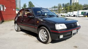 1990 Peugeot 205 GTI 1.9 For Sale