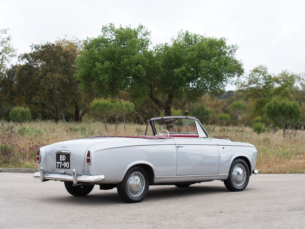 1958 Peugeot 403 Cabriolet  For Sale by Auction (picture 2 of 6)