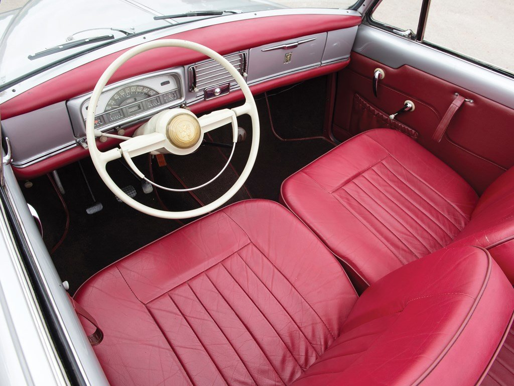 1958 Peugeot 403 Cabriolet  For Sale by Auction (picture 4 of 6)