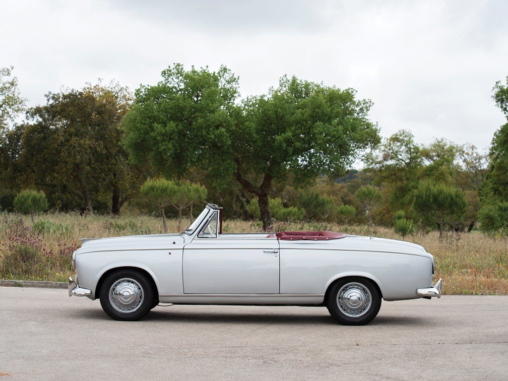 1958 Peugeot 403 Cabriolet  For Sale by Auction (picture 5 of 6)
