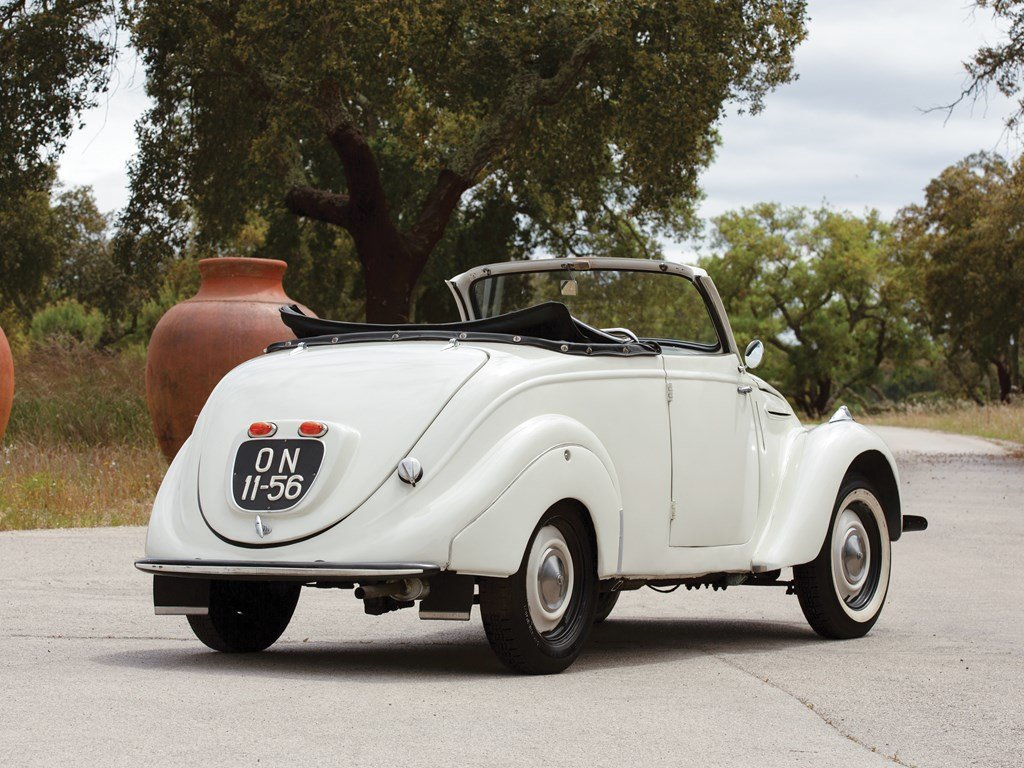 1947 Peugeot 202 BH Cabriolet  For Sale by Auction (picture 2 of 5)