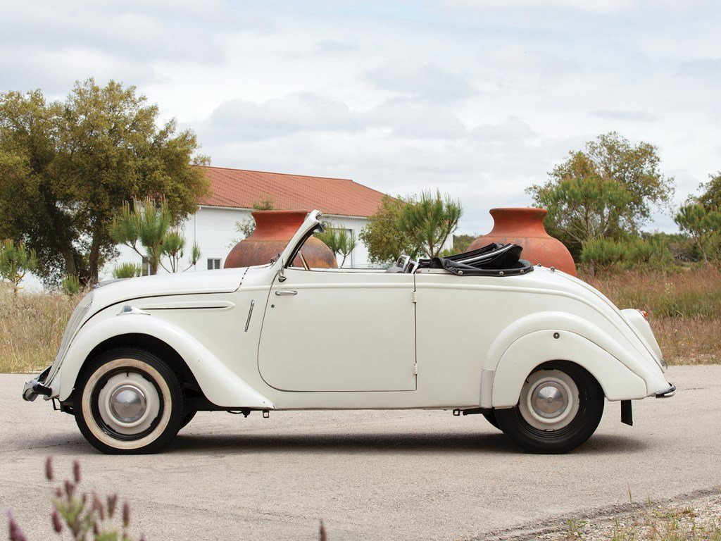 1947 Peugeot 202 BH Cabriolet  For Sale by Auction (picture 5 of 5)