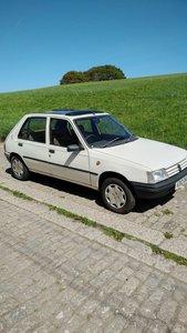 1993 Peugeot 205 GRDT Turbo Diesel