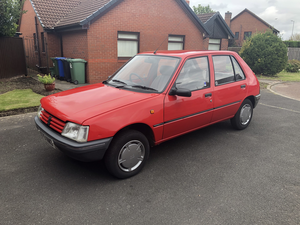1993 PEUGEOT 205 GL 1.1 5-door For Sale