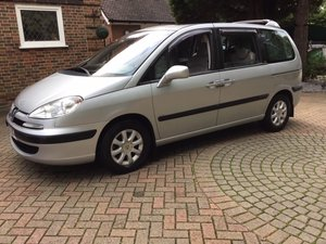 2003 Peugeot People Mover, 807 Exective HDi