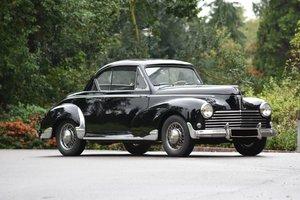 1954 Peugeot 203 coupé