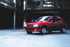 1985 Peugeot 205 GTI 1.6L  No reserve    For Sale by Auction