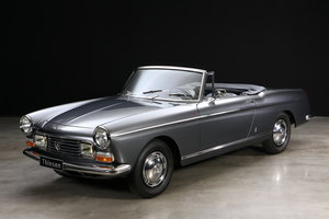 1967 Peugeot 404 Convertible For Sale