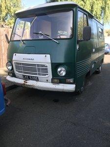 1967 Peugeot j7 van