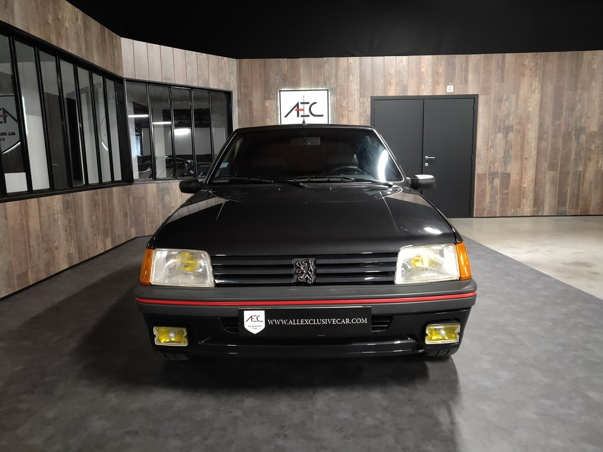 1990 205 gti only 3 made For Sale (picture 1 of 6)