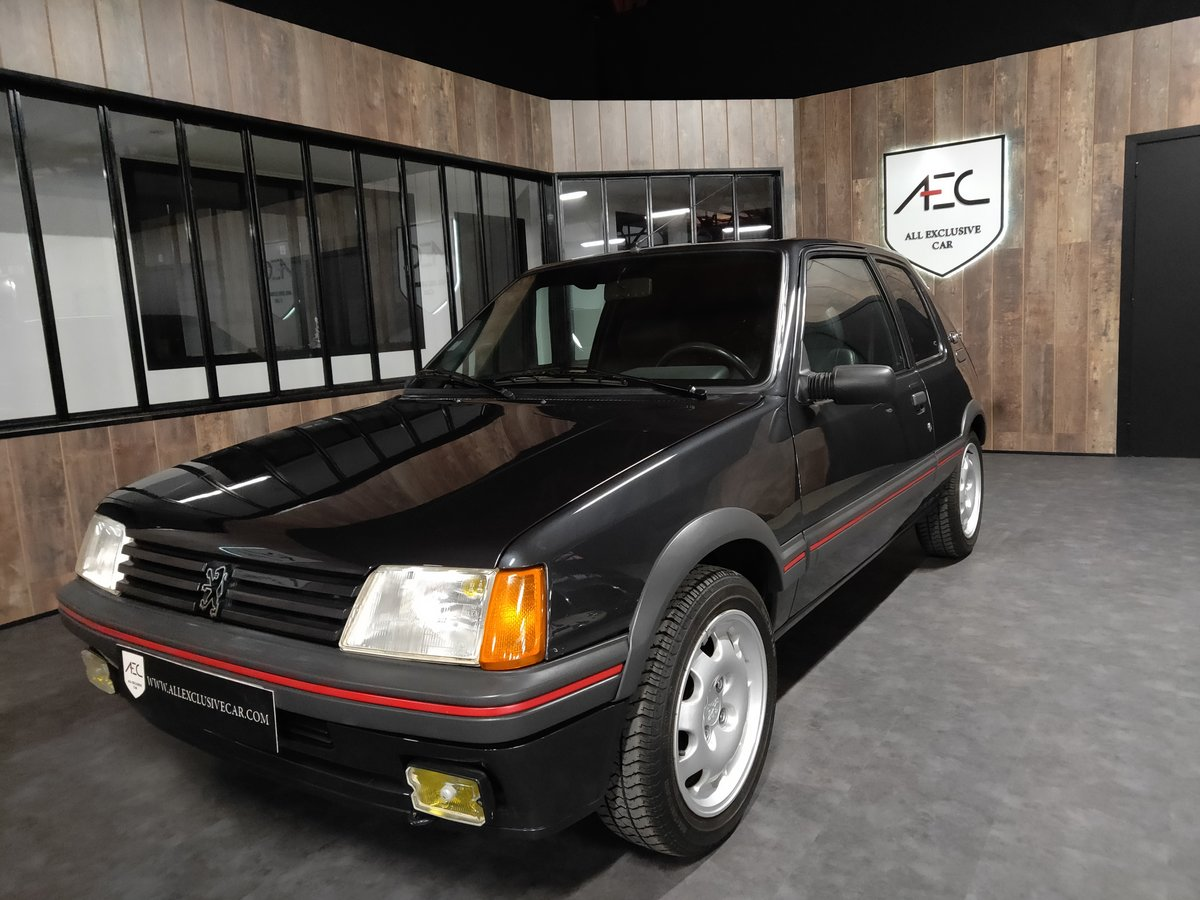 1990 205 gti only 3 made For Sale (picture 2 of 6)