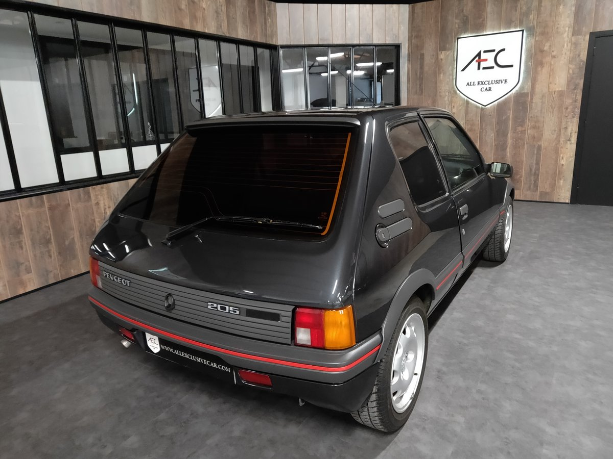 1990 205 gti only 3 made For Sale (picture 3 of 6)