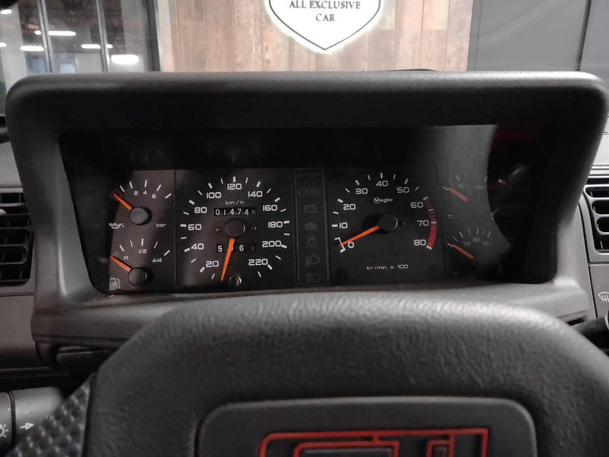 1990 205 gti only 3 made For Sale (picture 5 of 6)