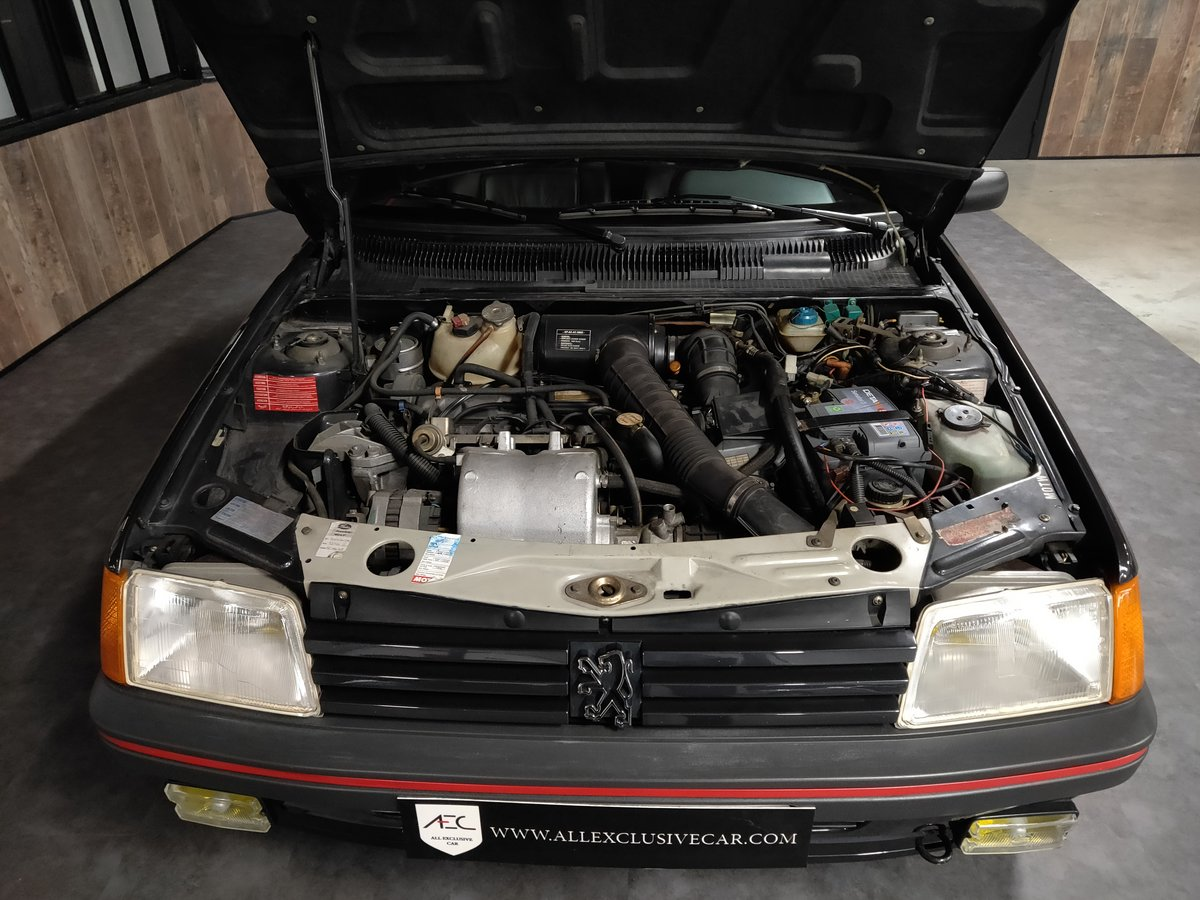 1990 205 gti only 3 made For Sale (picture 6 of 6)