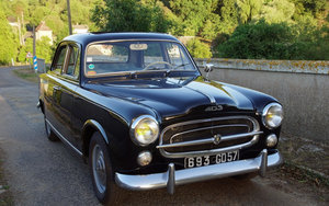 1958 Peugeot 403 Berline For Sale