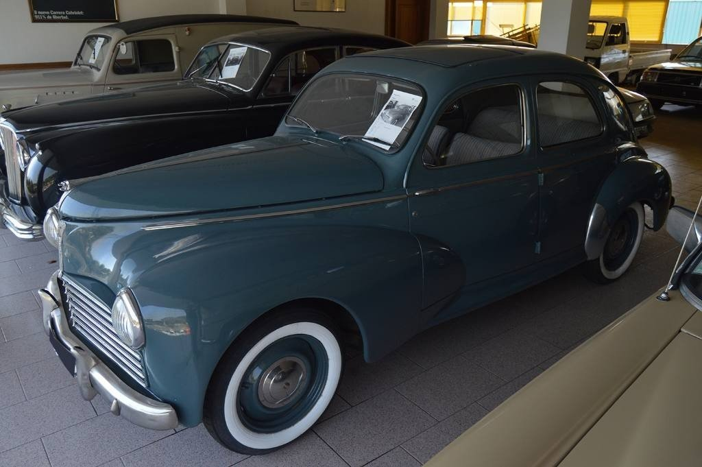 1952 Peugeot 203A 1.2 For Sale (picture 1 of 6)