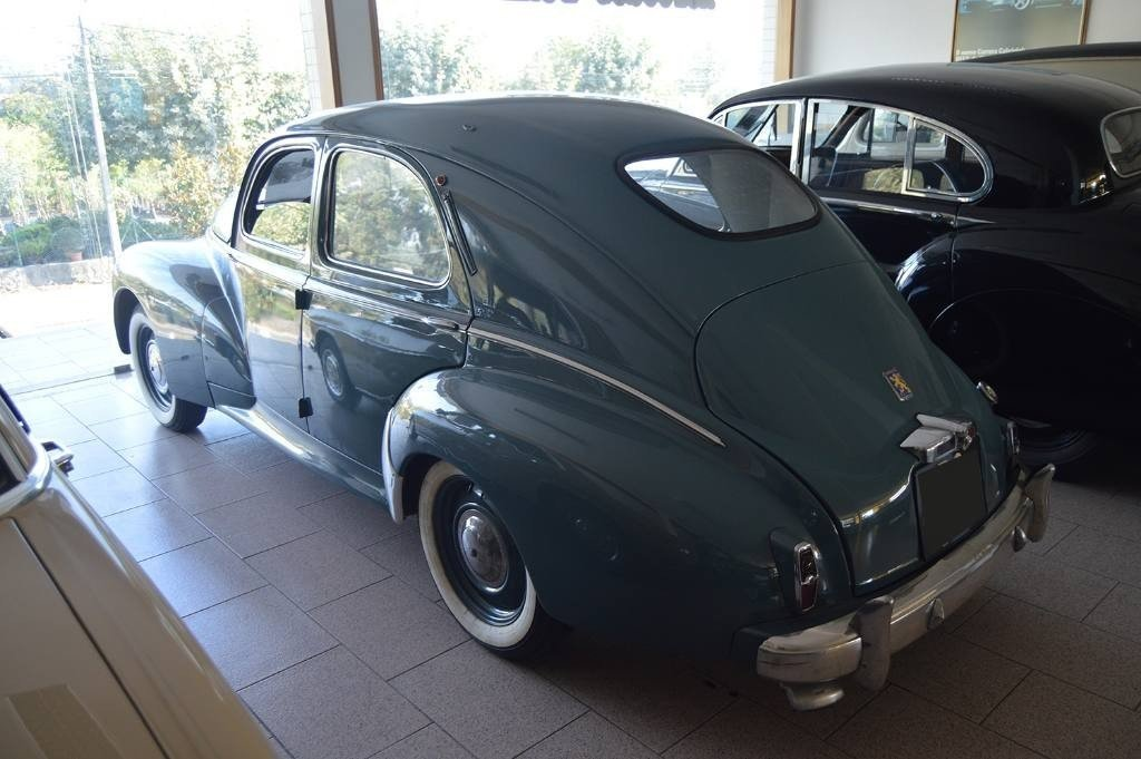 1952 Peugeot 203A 1.2 For Sale (picture 2 of 6)