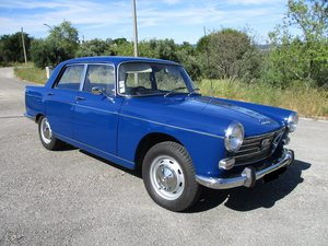 1967 Peugeot 404, 1618cc, RHD, 4 Door, Sedan