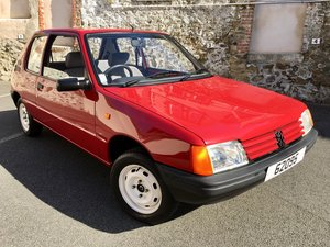 1990 Peugeot 205 XE - Time warp, every day classic! For Sale