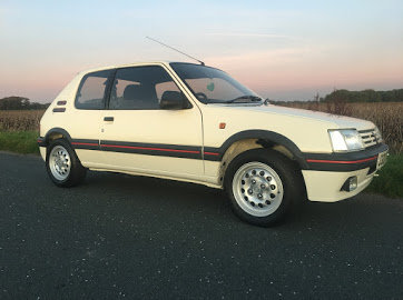 "1992 Peugeot 205 Gti 1.6 ""Simply the best"" For Sale"
