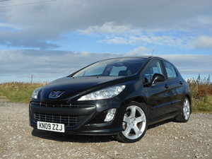 2009 Peugeot 308 1.6 THP GT 175BHP 5DR Panroof + Xenon