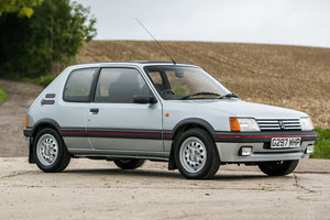 1989 Peugeot 205 GTi 1.6 Just 27,815 miles from new