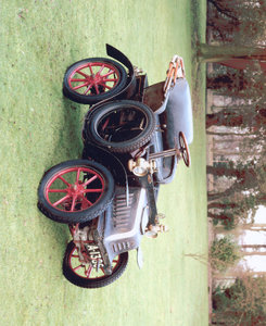 1902 PEUGEOT 5½HP BÉBÉ TWO-SEAT RUNABOUT