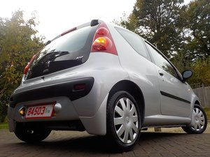 2008 Peugeot 107 Urban Move - 24k Miles / As New