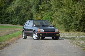 1987 - PEUGEOT 205 GTI 1.9 For Sale by Auction