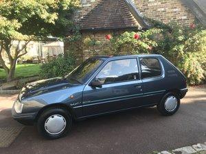 1994 Peugeot 205 MARDI GRAS AUTO ORIGINAL 24,600 MILES For Sale