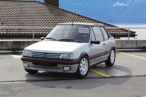 1991 Peugeot 205 CTI For Sale