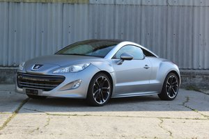 2012 Peugeot RCZ Asphalte For Sale