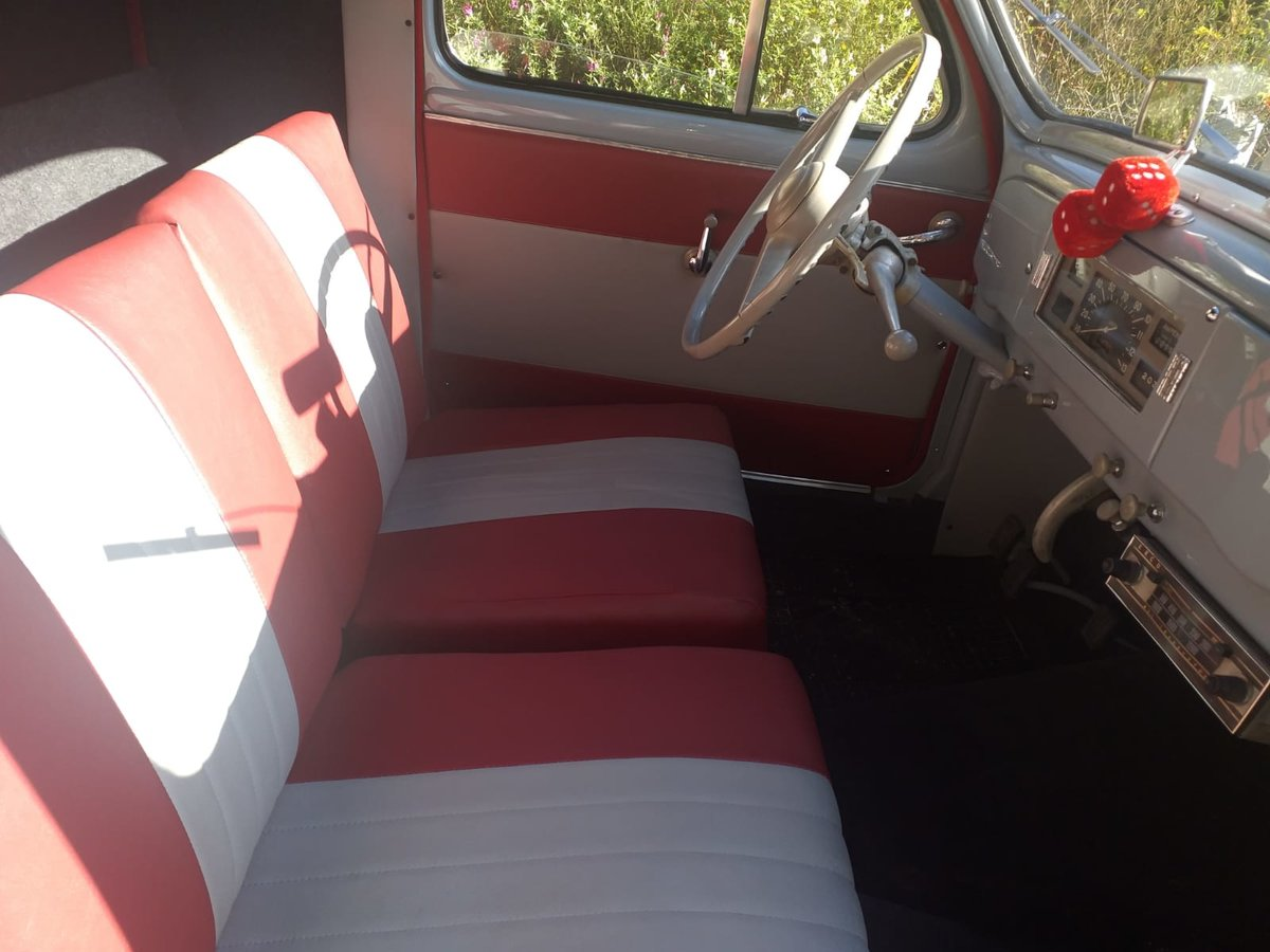 1955 Peugeot 203 Van Just Restored! For Sale (picture 2 of 6)